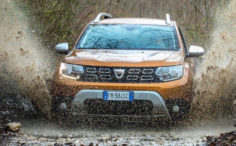 Dacia Duster a Gpl