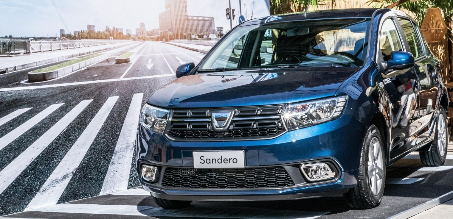 Dacia Sandero a Gpl