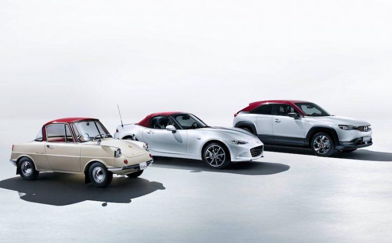 Mazda Anniversary 2020