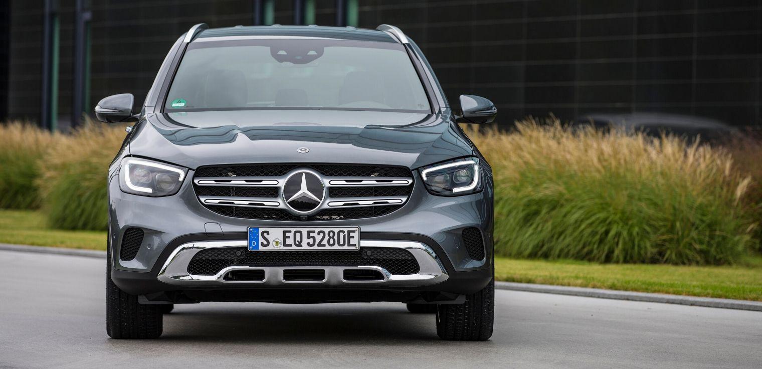 Mercedes GLC 300 e EQ Power