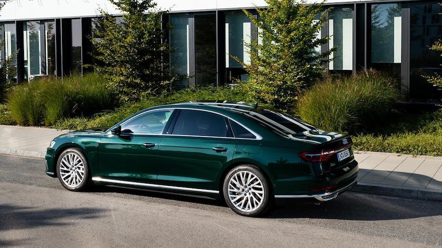 Motori di Audi A8