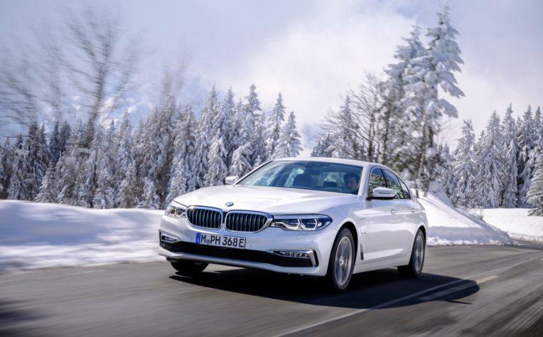 Noleggiare nuova BMW Serie 5
