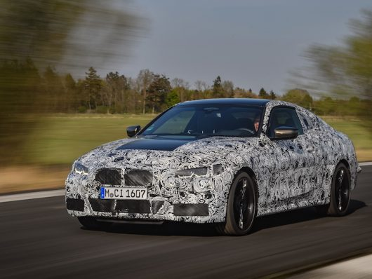 Nuova BMW Serie 4 Coupe