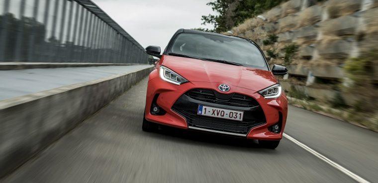 Nuova Toyota Yaris 10 segreti