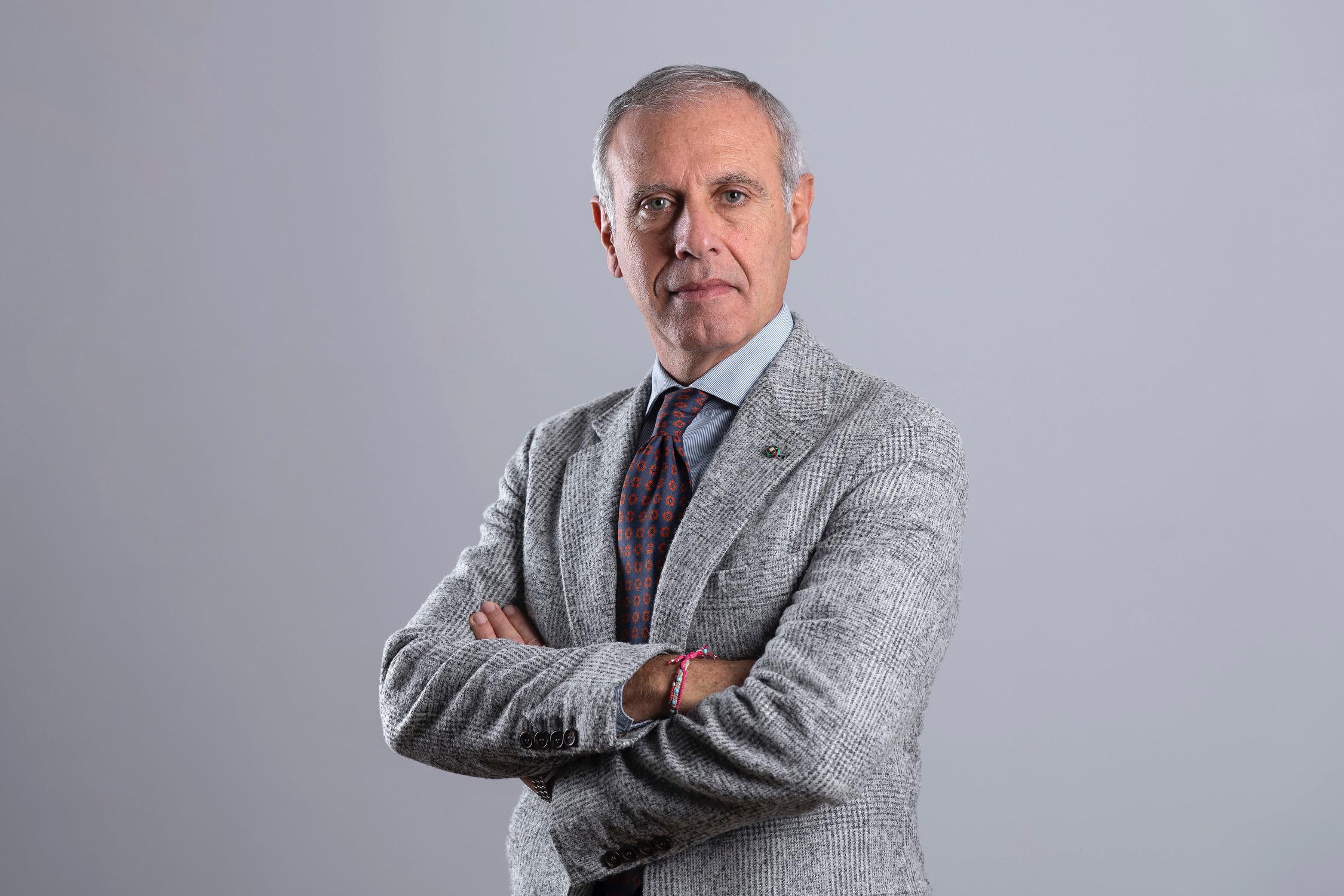 Paolo Scudieri Anfia ForumAutoMotive
