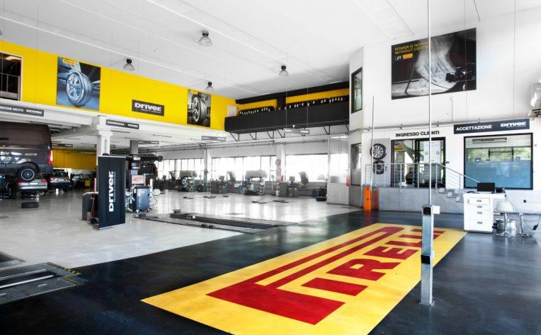 Pirelli Driver interno