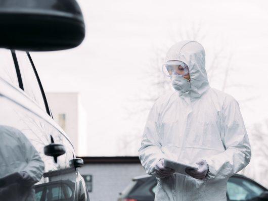 Sanificazione auto Coronavirus ozono
