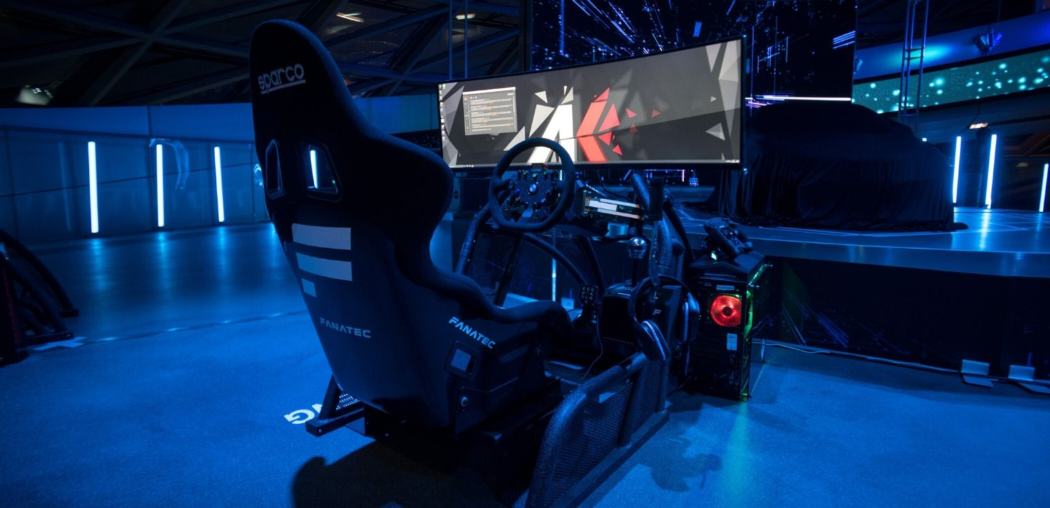 Sim racing simulatore come funziona