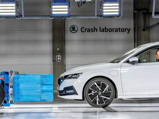Test Euro NCAP sicurezza auto