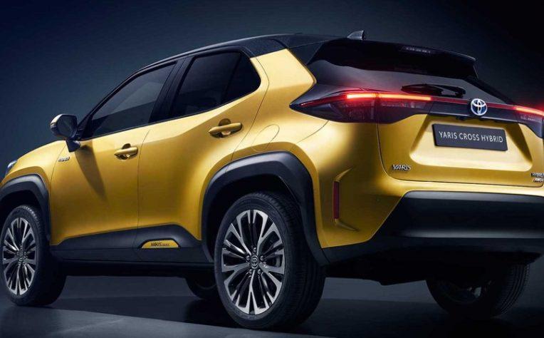 Toyota Yaris Cross 2021 4x4