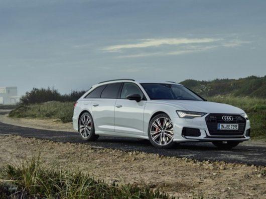 Uscita di Audi A6 Avant 55 e quattro