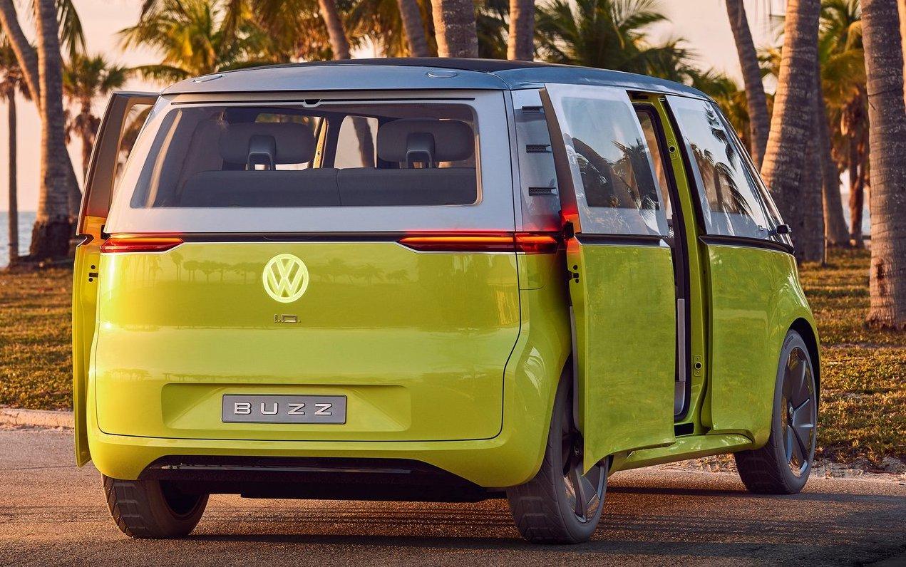 Uscita di Volkswagen ID Buzz