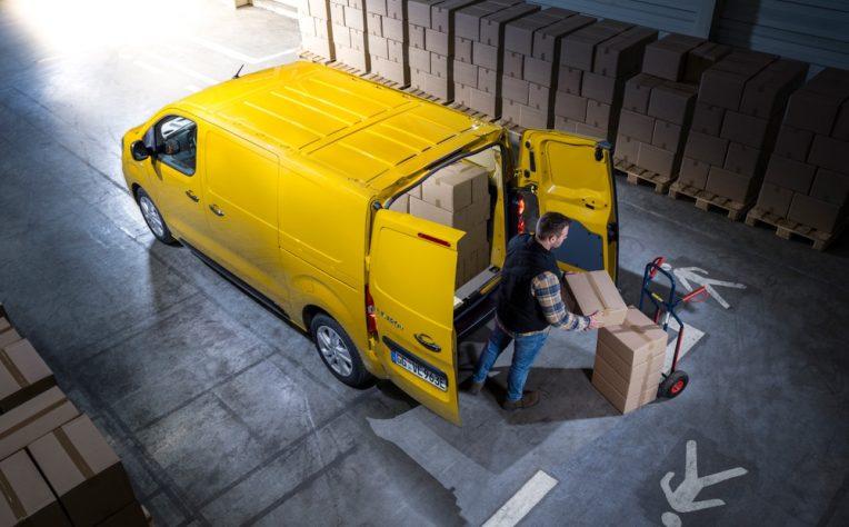 Versioni di Opel Vivaro elettrico