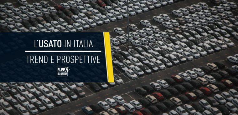 auto usate italia trend prospettive