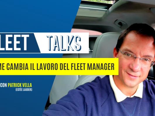 come cambia lavoro Fleet Manager Fleet Talks Patrick Vella