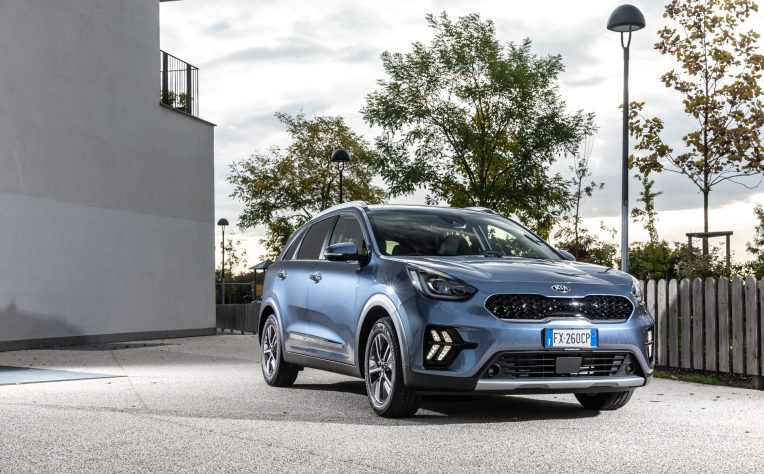 Design Kia Niro Plug-In Hybrid