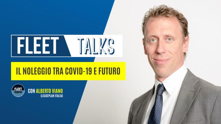 noleggio Covid-19 Alberto Viano Fleet Talks