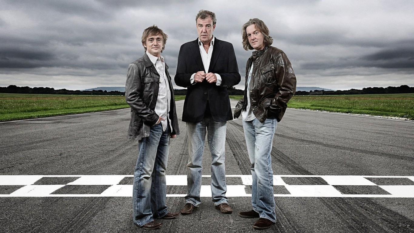 Top Gear show