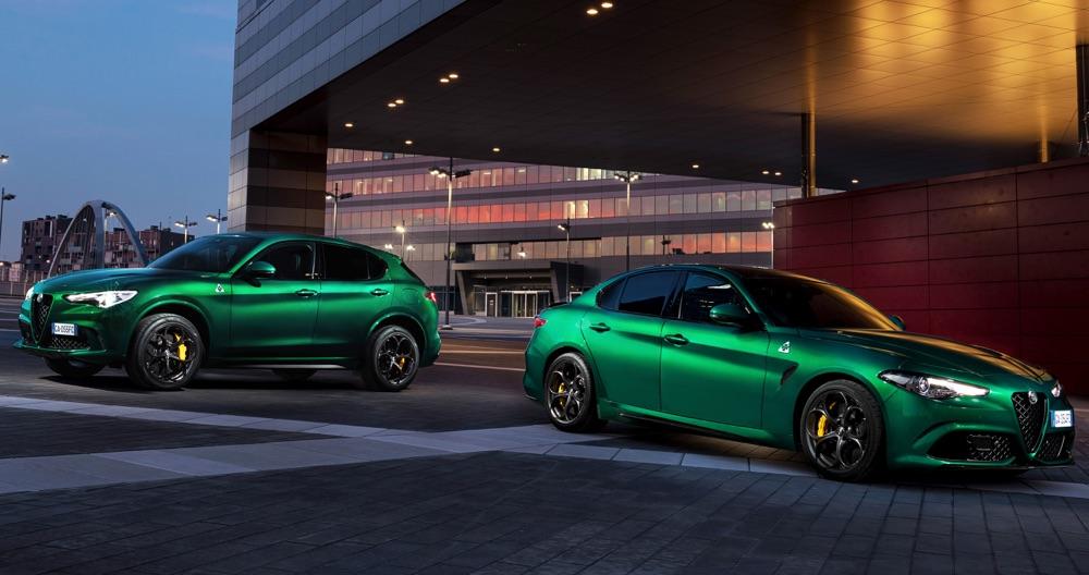 Adas di Alfa Giulia e Stelvio Quadrifoglio 2020