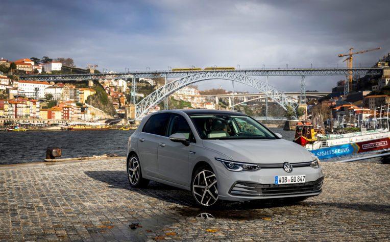 Comfort nuova Volkswagen Golf