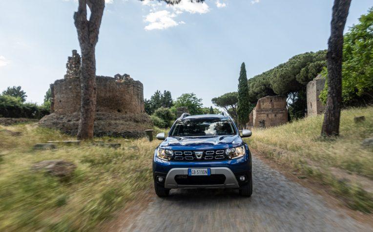 Esterni nuova Dacia Duster GPL Turbo