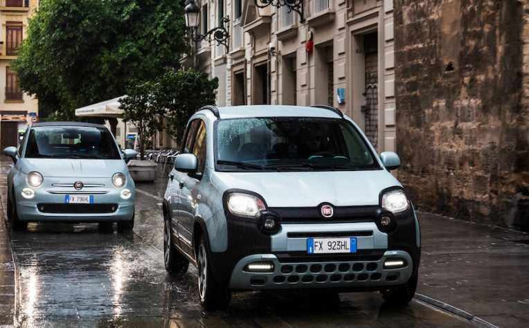 Fiat D-Fence Pack panda e 500
