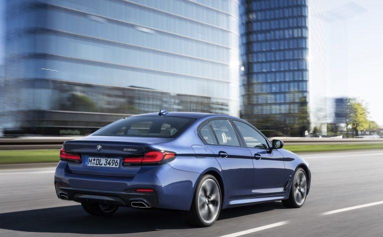 Motori di BMW Serie 5 2020