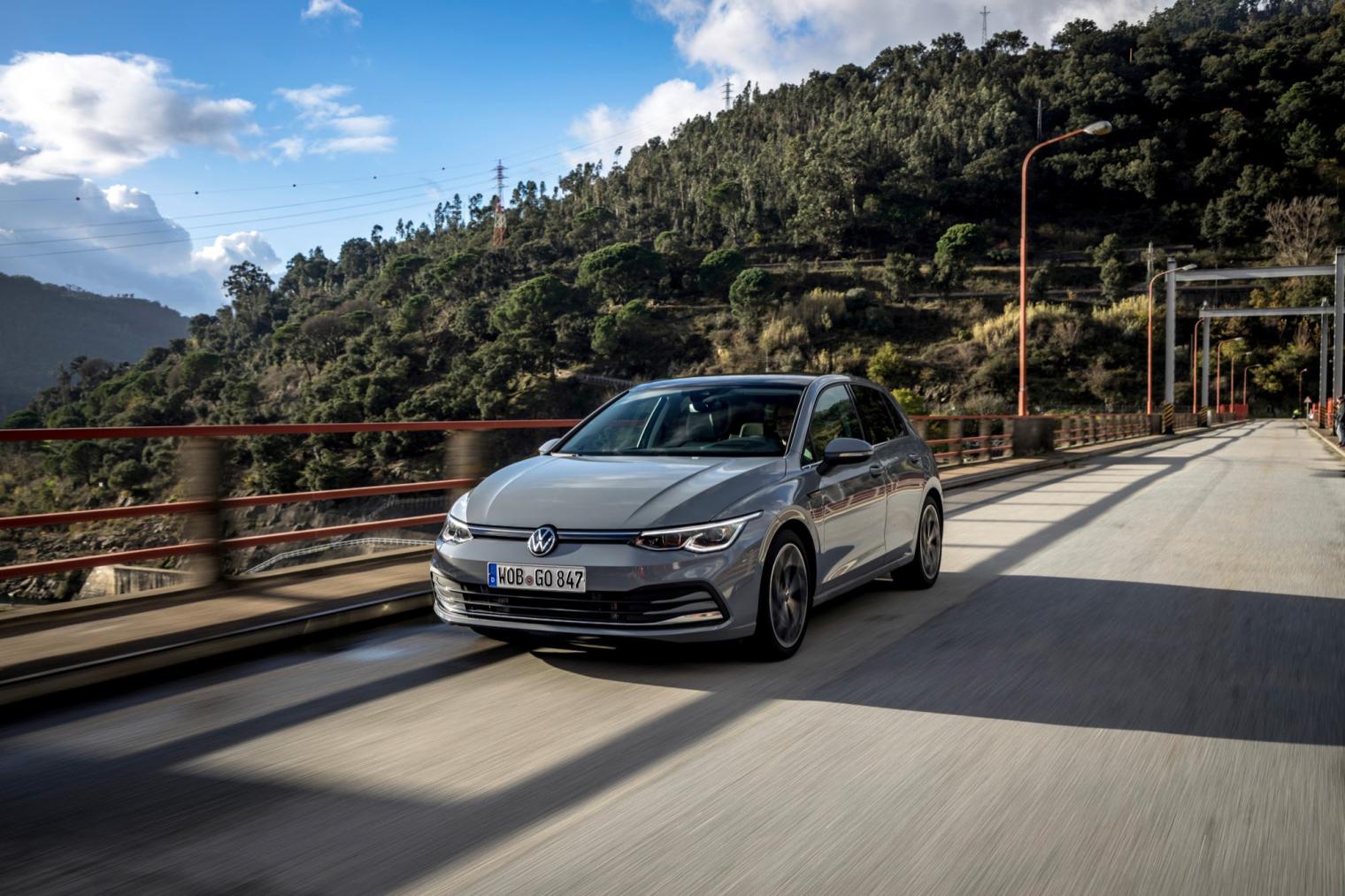 Motori nuova Volkswagen Golf