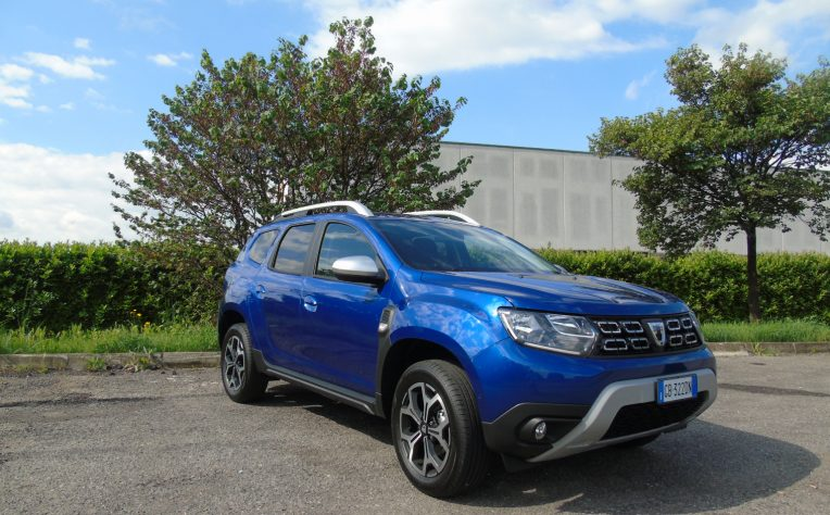 Nuova Dacia Duster GPL