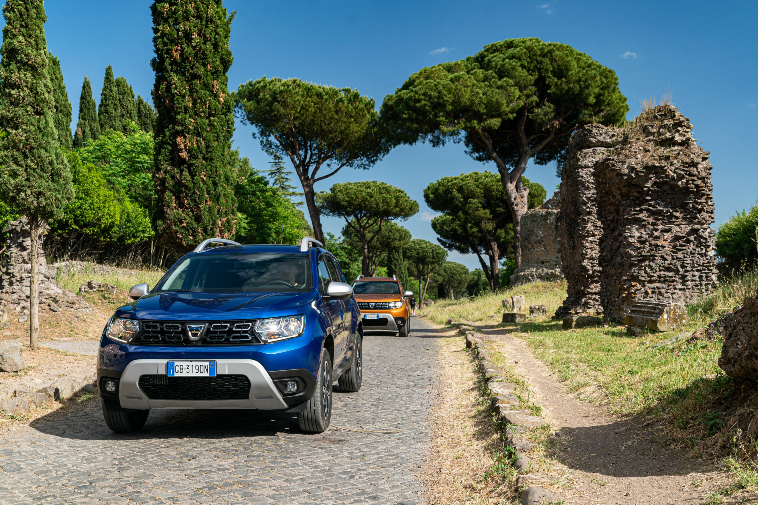 Nuova Dacia Duster GPL Turbo