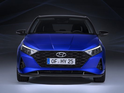 Nuova Hyundai i20 2020