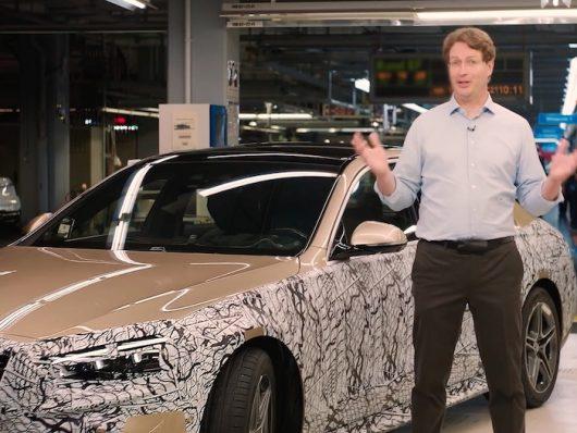Nuova Mercedes Classe S 2021