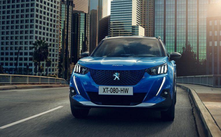 Nuova Peugeot e-2008 2020