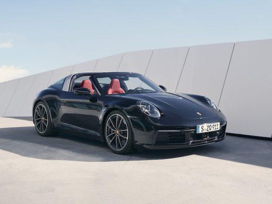 Nuova Porsche 911 Targa 4S 2020