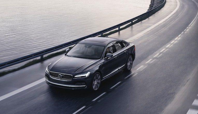 Volvo limite di velocità a 180