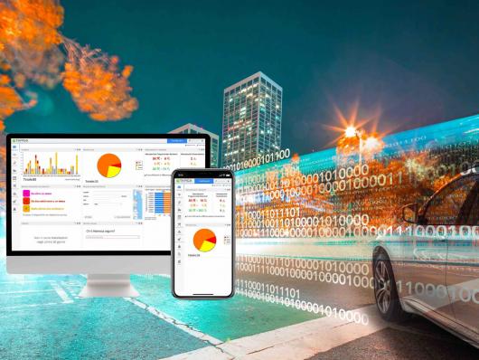 fleet management-targa telematics