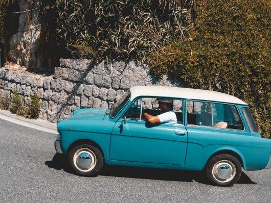 itinerari in auto in italia