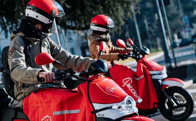 scooter sharing acciona 2