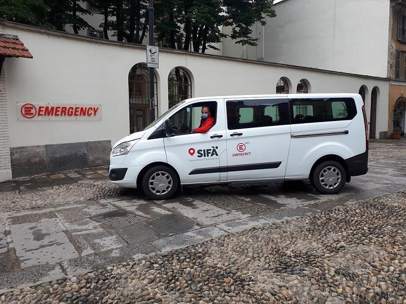 sifà-e-emergency-vettura