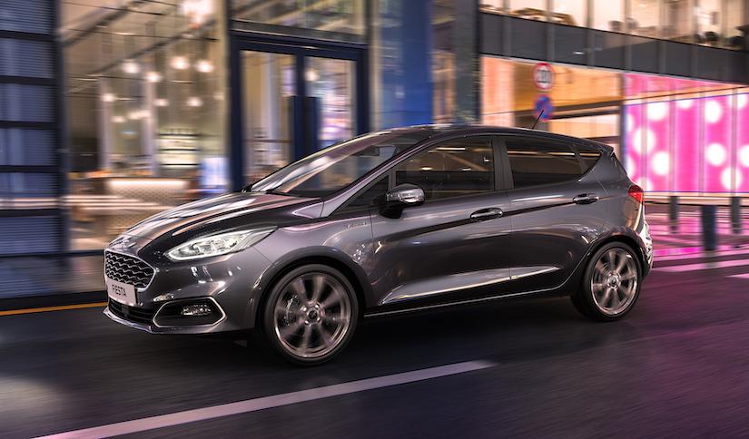Consumi di Ford Fiesta Hybrid