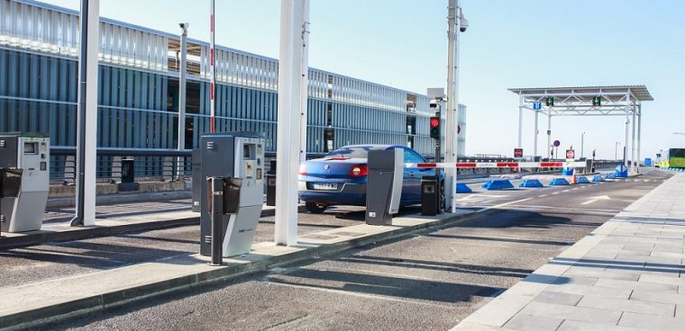 EasyPark e CAME Parkare -