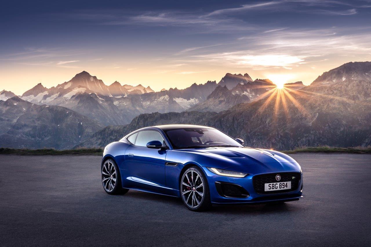 Esterni nuova Jaguar F-Type
