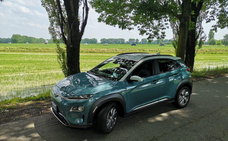 HyundaiKonaElettrica