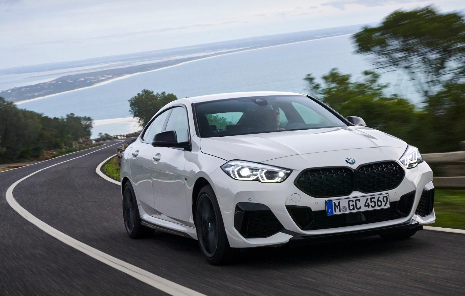 nuova BMW Serie 2 Gran Coupé