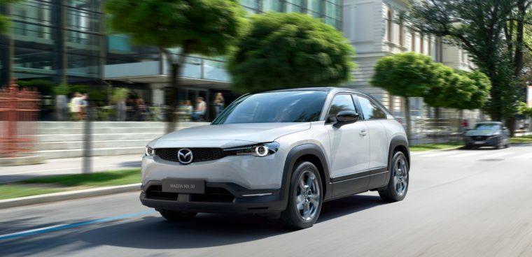 Nuova Mazda MX-30 2020