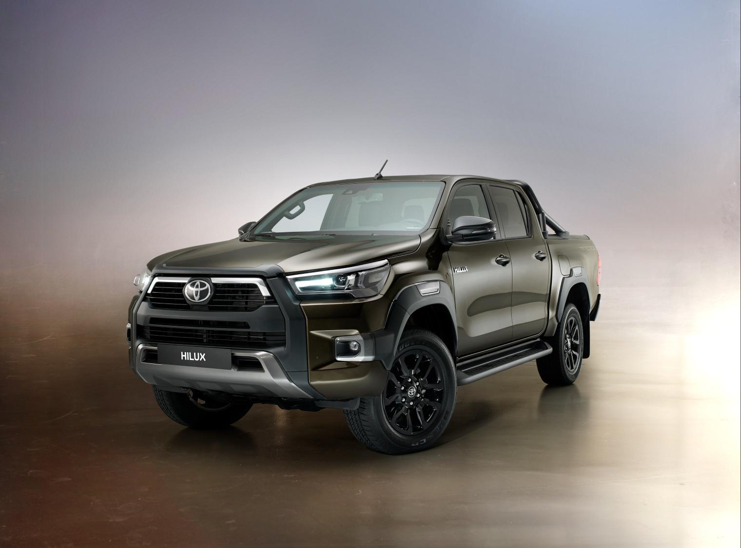 Toyota Professional Hilux