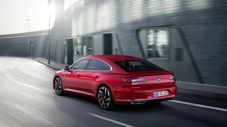 Travel Assist su Volkswagen Arteon 2021