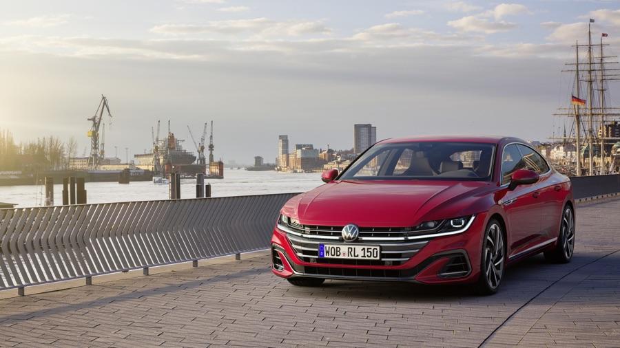 Volkswagen Arteon 2021 restyling