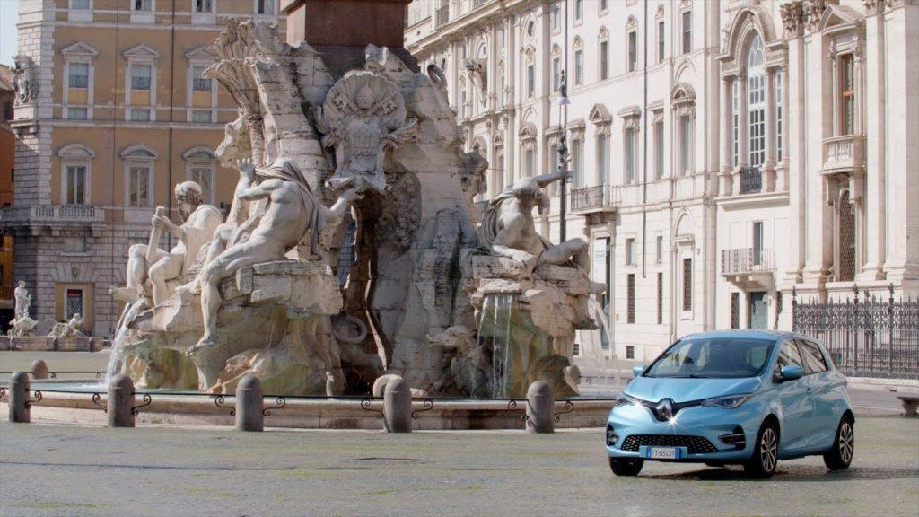 auto elettriche renault - italia