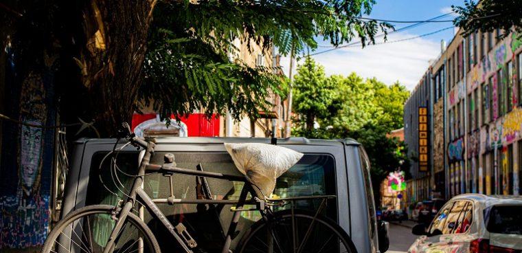 auto per ciclisti